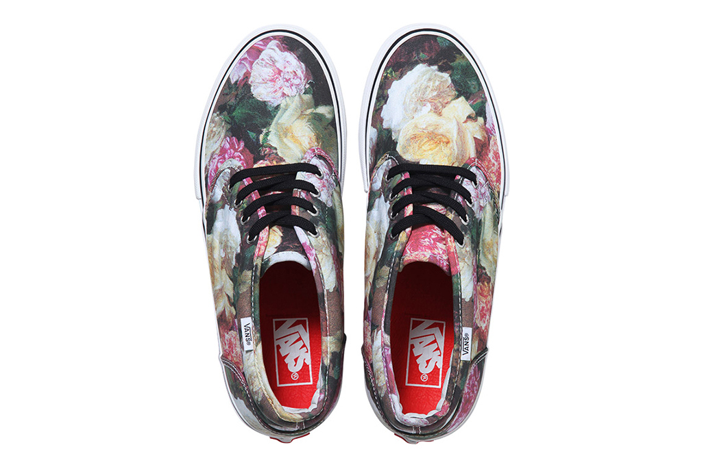 d31ddcbaa3 Supreme X Vans Floral Spring   Summer Collection 2013 - Daily Beat