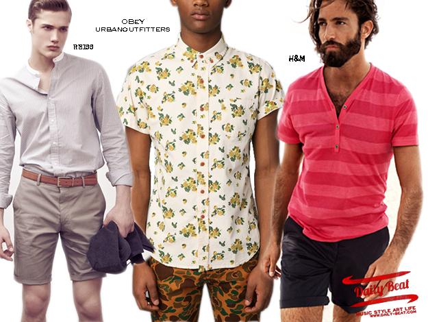 Simple fashion men 2018