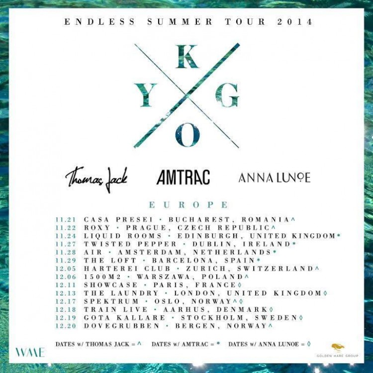 Kygo takes over San Francisco with two sold-out shows