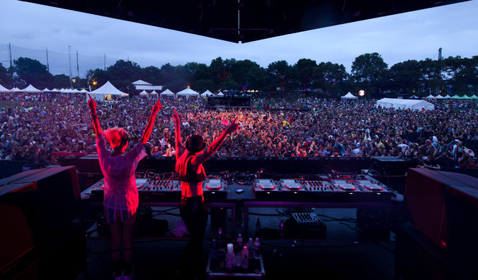 Nervo Electric Zoo
