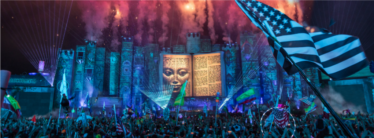 Tomorrowworld Mainstage