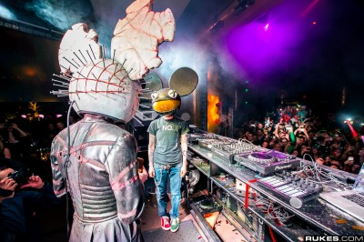 deadmau5 New York City Show - Daily Beat