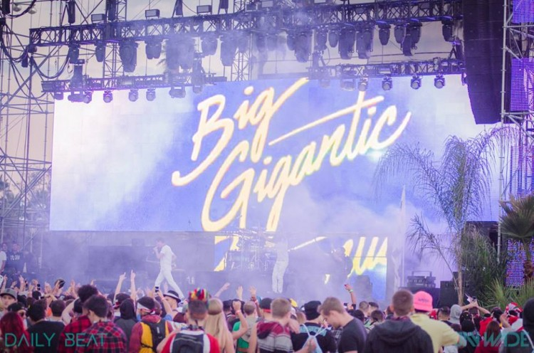 Big Gigantic - HARD's Day of the Dead 2014