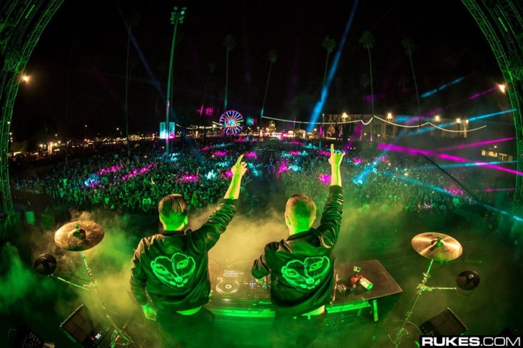 Galantis - HARD's Day of the Dead 2014