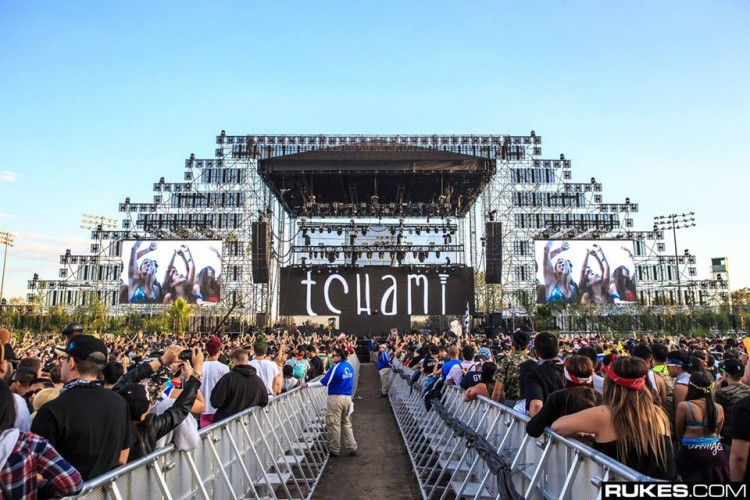Tchami - HARD's Day of the Dead 2014