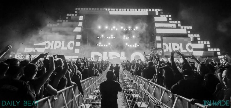 Diplo - An Electrifying Halloween Experience: HARD's Day of the Dead 2014