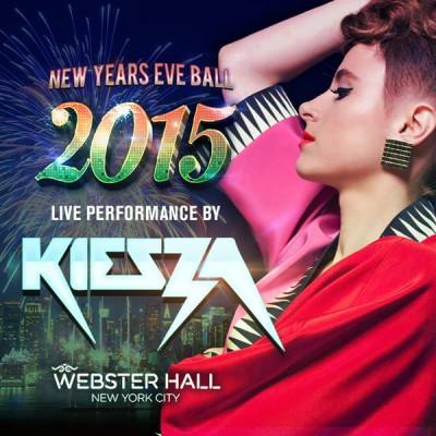 Kiesza-webster-hall-nye-ball-flyer