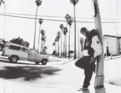 Warren G - Regulate... G Funk Era - Inlay