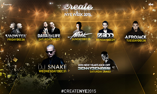 create nye week