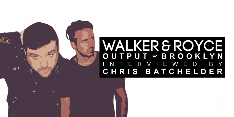 Walker and Royce Daily Beat Banner