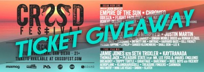 CRSSD Giveaway