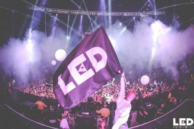 LEDflag