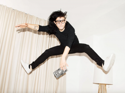 Skrillex Daily Beat