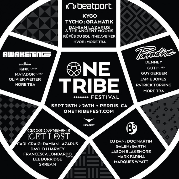 one tribe 2