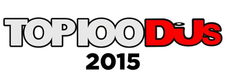TOP 100 DJS LOGO 2015