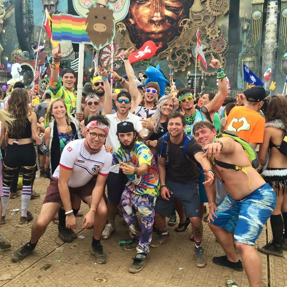Rave Crew