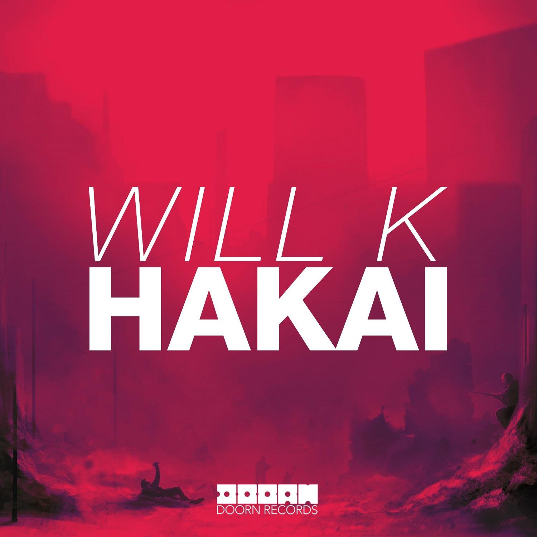 WILL K - Hakai [Artwork]