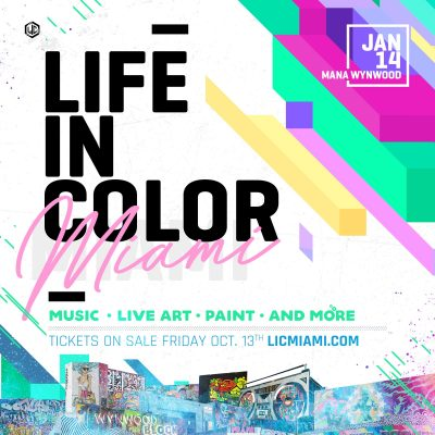 Life in Color Miami