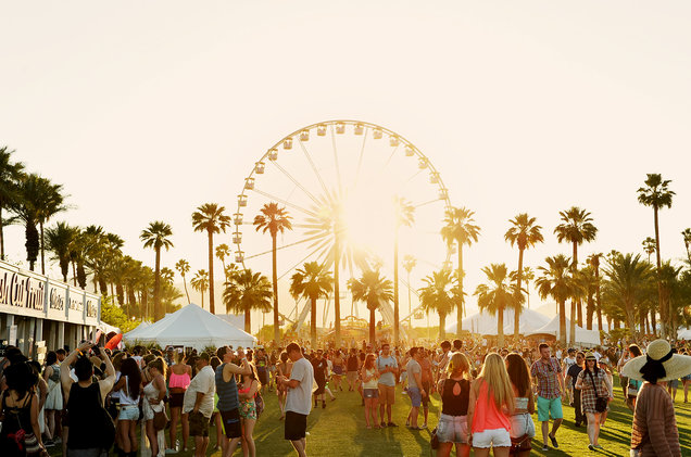 Coachella Wheel
