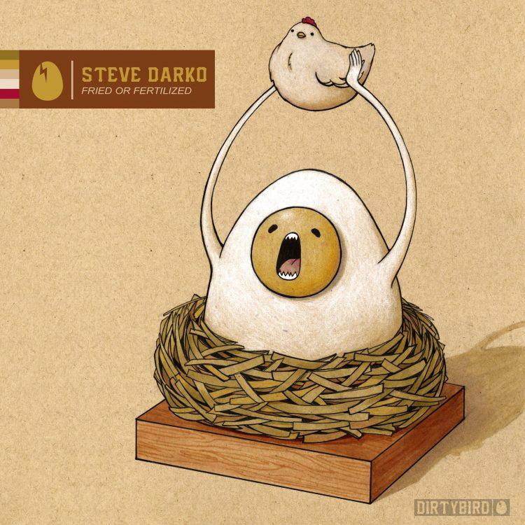 Steve Darko - Fried or Fertilized Artwork