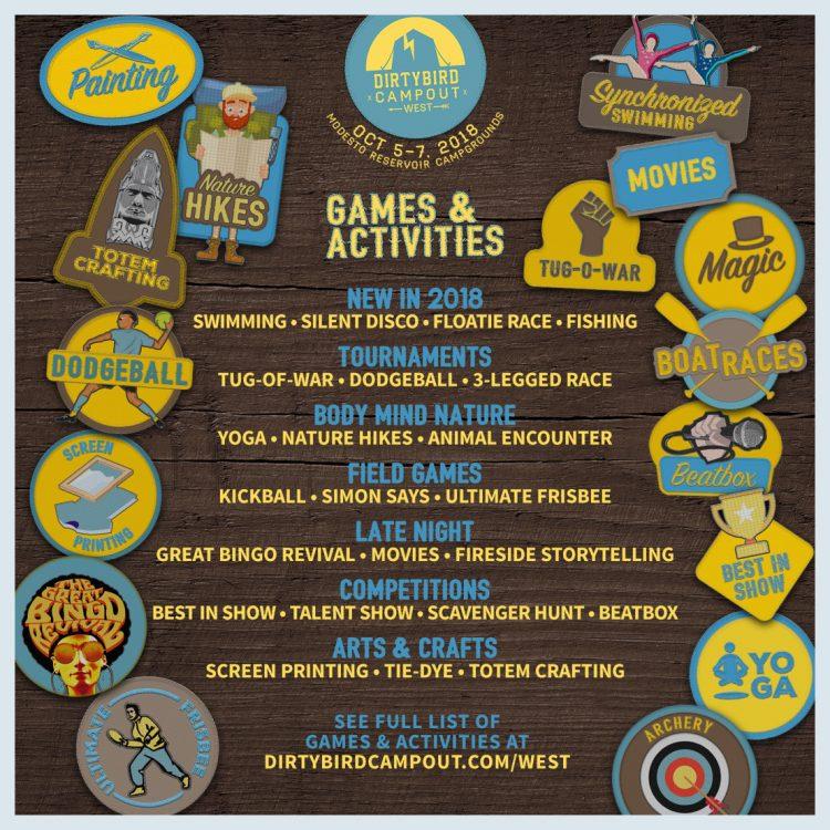 dbc activities