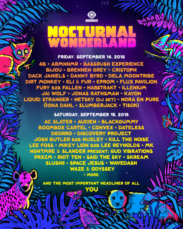 nocturnal_wonderland_2018_lu_lineup_by_day_social_SLUSHII_1080x1350_r01-compressor