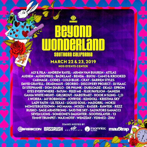 Beyond Wonderland 2019
